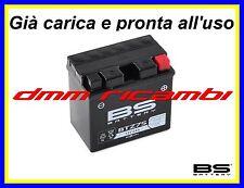 Batteria BS SLA Gel YAMAHA YZF-R1 1000 15>16 già carica pronta all'uso 2015 2016