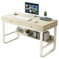 Computer Desk PC Laptop Table Study Writing Workstation Home Office Furniture US