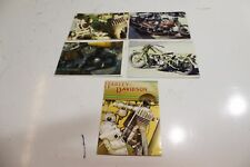 Harley Davidson 1984 Last Chance Cards Panhead/Flathead/Indian