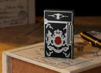new style S.T Dupont lighter Memorial lighter Bright Sound Black/Silver lighters