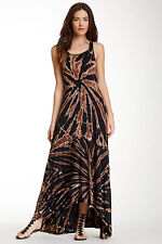Go Couture Tie Dye  Maxi  Tank  dress