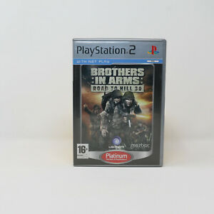Brothers in Arms: Road to Hill 30 (Sony PlayStation 2, 2005) - Complete