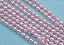 Cuentas sueltas de gema color principal rosa