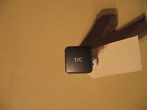 Holden Commodore VY VZ 02-06 Traction Control  Button Switch Grey