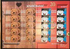 GB 2002 Smiler Hoja LS9 sonrisas Knock Knock Excelentes Condiciones