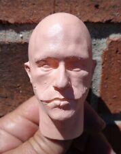 1/4 Scale figure custom The Joker head sculpt Hot Toys Enterbay compatible UP2