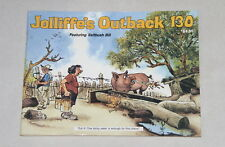 Collectible comic book - Jolliffe's Outback 130 Featuring Salbush Bill 1994