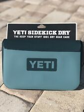 New! YETI  Sidekick Dry.      *RIVER GREEN*            SOLD OUT!!!