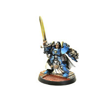 GREY KNIGHTS Brother captain Stern WELL PAINTED Warhammer 40K FINECAST