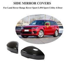 Für Land Rover Range Rover Sport 14-20 Carbon Außen Spiegelkappen Mirror Cover