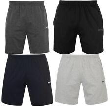 Slazenger Herren Shorts Sporthose Kurze Hose S M L XL 2XL 3XL 4XL Jersey neu