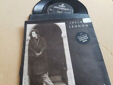 Julian Lennon, Valotte, 1984, Charisma, JL2, EX+ Limited Edition, Poster Sleeve