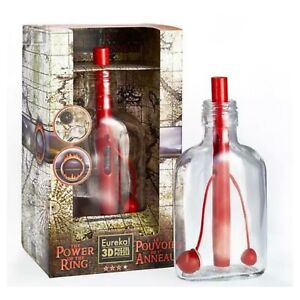 Power Of The Ring 3D Bottle Puzzle