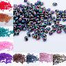 U PICK Color!DIY 240pcs 5x2.5mm Czech Glass Seed Beads Two Hole Duo Beads