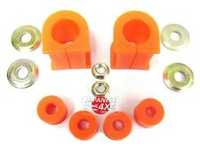 FITS: Toyota Hi Lux Surf KZN185 1995-2000 ** Avant Poly Anti Roll Bar Bush Kit **