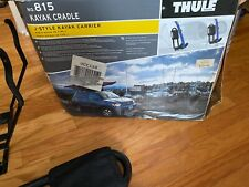 Thule Kayak Cradle- Pick-Up Only, N Ga