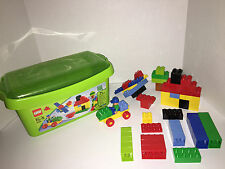 LEGO DUPLO 5380 ORIGINAL CONTAINER TODDLER BUILDING BRICKS