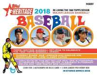 2018 Topps Heritage #1-250 Complete Your Set Pick Card Build Lot Stars RCs MLB