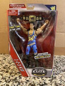 WWE Elite 123 Kidd Elite Series Collection Flashback