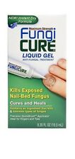 Fungicure Antifungal Undecylenic Acid 25% Maximum Strength Liquid Gel 0.35 oz