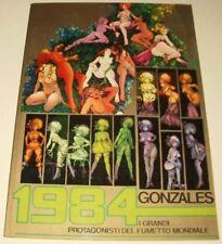 GONZALES (I GRANDI PROTAGONISTI DEL FUMETTO MONDIALE 4)