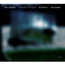 Paul/Frisell, Bill/Lovano, Joe Motian-time and time again CD NUOVO