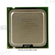 Intel Celeron D 331 2.66GHz SL8H7 Socket LGA775 CPU Working Pull