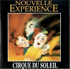 CIRQUE DU SOLEIL: Nouvelle, Saltimbanco, Mystere, self titled
