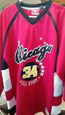 Pre-Owned Dodeco Chicago All Starz Official Street Athletic Jersey Men'S 2Xl