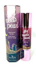 Benefit Girl Meets Pearl Liquid Pearl For Face ~ Golden Pink ~ .4 oz BNIB