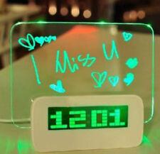 Nature Digital Decorative Clocks