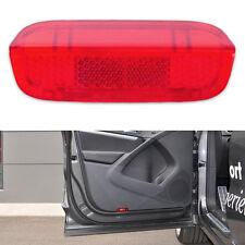 Hot Red Door Interior Panel Light Lamp Reflector Fit For VW Passat Jetta Golf