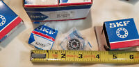 8x SKF 627 C3 JEM Single Row Radial Ball Bearing Genuine SKF New Old Stock