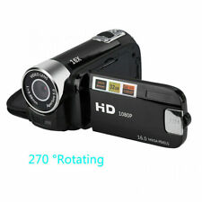 2.7inch Video Camera Camcorder Vlog Handheld DV Digital LED Camera Full HD 1080P