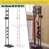 Vacuum Cleaner Metal Storage Bracket Rack Floor Stand For Dyson V6 V7 V8 V11
