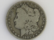 1901-O Morgan Silver Dollar U. S. Coin Lot D5738