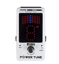 JOYO JF-18R Guitar Power Tune Electric Guitar Effect Pedal True Bypass