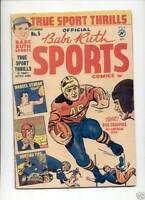 Babe Ruth 5vg  rare