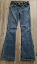 SILVER JEANS Womens VINTAGE Flare Jeans Light Wash Size 29x33