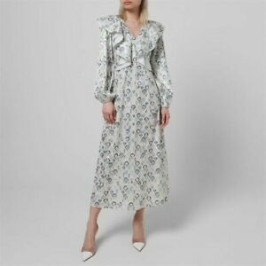 Never Fully Dressed Marble Happy Midi Dress BNWT Size 12