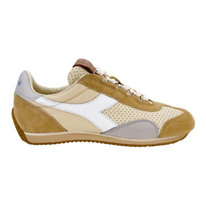 DIADORA HERITAGE Scarpe da Uomo Sneakers Equipe Italia Camoscio