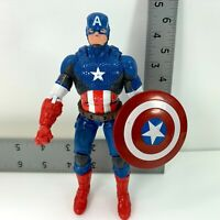 2013 Hasbro Captain America 6 1/2 inch Action Figure With Shield