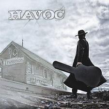 Havoc - Transition (Metal, Band, Album, CD)