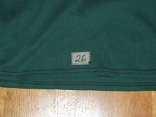 Green Bay Packers Chuck Cecil & Rich Moran worn Turtleneck Pullover Shirts