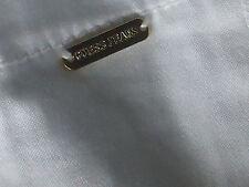 GUESS White97%CottonMixFeatureHooksSideZipBasque SizeM