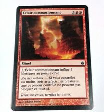 Éclair commotionnant Mirrodin Assiégé n°60 Foil (Français) MTG Magic NM