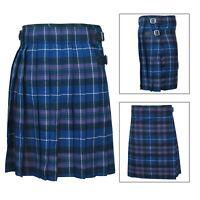 Scottish kilt Outfit Full Dress Sporran Cuir Chardon Boucle de ceinture Pin /& Broche