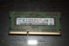 Samsung 2 GB SO-DIMM DDR3 Notebook Memory (M471B5773CHS-CH9)