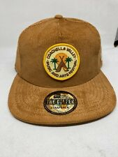 Coachella Festival New Era Hat Brown Corduroy