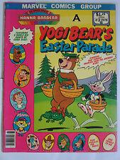 Yogi Bear's Easter Parade #2 Marvel Treasury Funtastic World of Hanna-Barbera